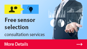Free sensor selection consultation services | More Details