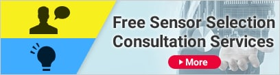 Free Sensor Selection Consultation Services [More]