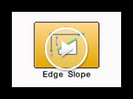 Edge Slope / Edge Angle