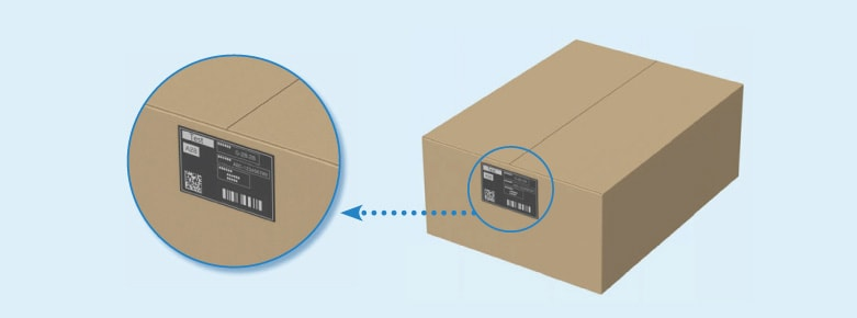 4. Improvement to Barcode Labels on Cartons