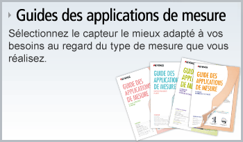 Guides des applications de mesure