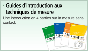 Guides d'introduction aux techniques de mesure