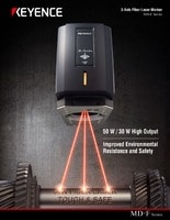MD-F Series 3-Axis Fibre Laser Marker Catalogue