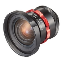 CA-LH5P - IP64-compliant, Environment Resistant Lens with High Resolution and Low Distortion 5 mm