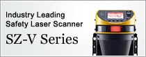 Industry Leading Safety Laser Scanner Safety Laser Scanner SZ-V Series